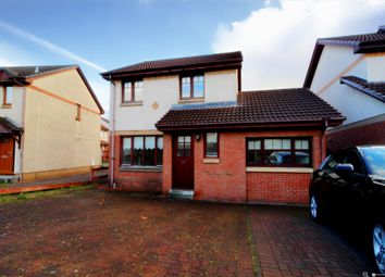 Thumbnail 4 bed detached house for sale in Craigvale Crescent, Airdrie
