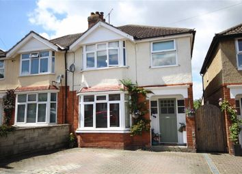 Thumbnail 3 bedroom semi-detached house for sale in Hillside Avenue, Old Town, Swindon