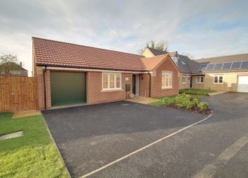 Thumbnail 2 bed detached bungalow for sale in The Marston (Plot 34), Wardentree Lane, Pinchbeck, Spalding