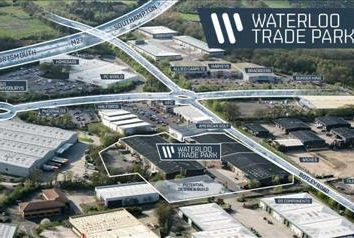 Thumbnail Retail premises to let in Waterloo Trade Park, Hedge End, Southampton, Hampshire