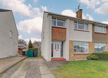 Thumbnail 3 bed semi-detached house for sale in 11 Faskally Avenue, Bishopbriggs