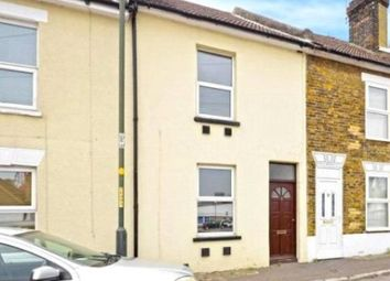 Thumbnail 3 bed terraced house for sale in Charles Street, Rochester, Kent