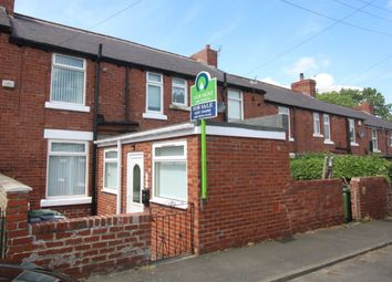 Thumbnail 2 bed terraced house for sale in Dene View, Highfield, Rowlands Gill