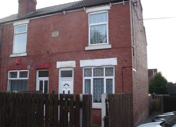 Thumbnail 2 bedroom terraced house to rent in Highfield Cottages, Main Street, Mexborough