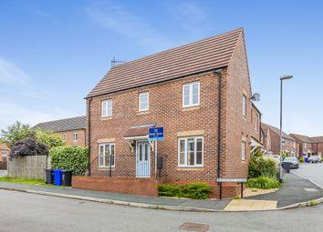 Thumbnail 3 bed semi-detached house for sale in Bullhurst Close, Stoke-On-Trent
