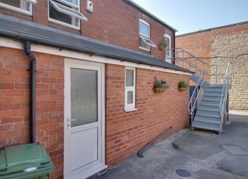 Thumbnail 2 bed flat to rent in High Street, Warsop, Mansfield, Nottinghamshire