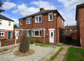 Thumbnail 2 bed semi-detached house for sale in Doncaster Square, Ferrybridge, Knottingley