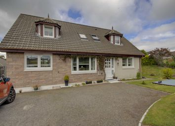 Thumbnail 4 bed detached house for sale in Gordon Terrace, Fearn, Tain