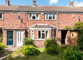 Thumbnail 3 bed terraced house for sale in Lockington Lane, Hemington, Derby