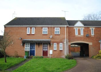 Thumbnail 2 bedroom terraced house to rent in Caxton Court, King's Lynn