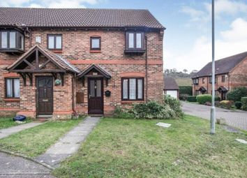 Thumbnail 3 bed semi-detached house to rent in Prestwick Close, Bushmead, Luton, Bedfordshire
