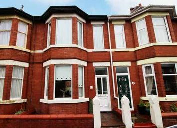 Thumbnail 3 bed terraced house for sale in Abbotts Walk, Fleetwood, Lancashire