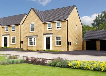 "Thumbnail 4 bedroom detached house for sale in ""Holden"" at Manywells Crescent, Cullingworth, Bradford"