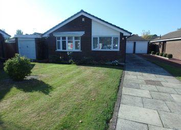 Thumbnail 2 bed detached bungalow for sale in Freshfields Drive, Padgate, Warrington