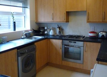 Thumbnail 3 bed end terrace house to rent in Aphelion Way, Shinfield, Reading