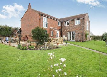 Thumbnail 5 bed detached house for sale in Pratts Lane, Withernwick, East Yorkshire