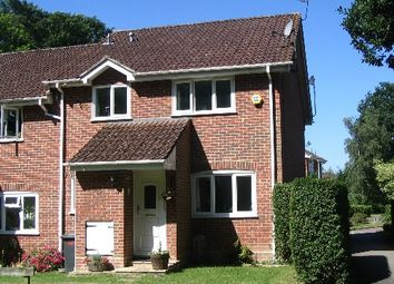 Thumbnail 2 bed semi-detached house to rent in Compass Field, Hook