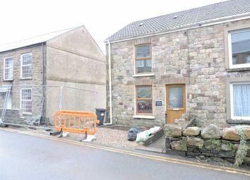 Thumbnail 2 bed end terrace house for sale in Alltygrug Road, Ystalyfera, Swansea