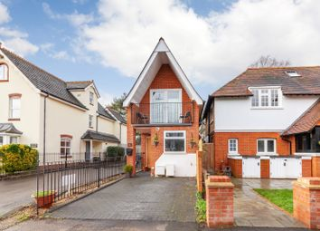 Thumbnail 2 bed detached house to rent in Weston Green, Thames Ditton