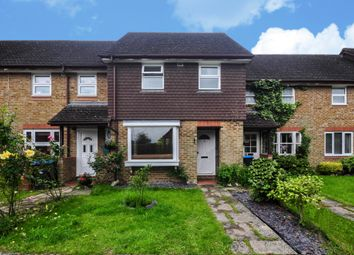Thumbnail Terraced house to rent in Clover Way, Smallfield, Horley