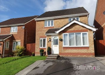 Thumbnail 3 bed detached house for sale in Gordon Rowley Way, The Alders, Morriston, Swansea