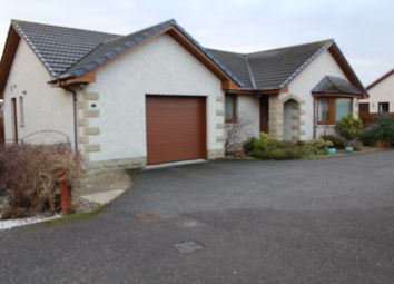 Thumbnail 2 bed detached bungalow for sale in Whispering Meadows, Buckie