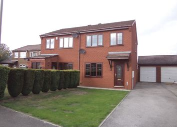 Thumbnail 3 bed semi-detached house to rent in Lilac Way, Toft Hill, Bishop Auckland