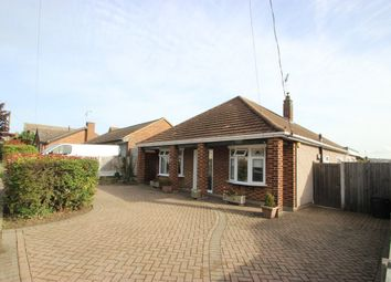Thumbnail 2 bed detached bungalow for sale in Elm View Road, Benfleet