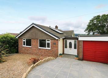 Thumbnail 3 bedroom detached bungalow for sale in Hazeldown Road, Teignmouth