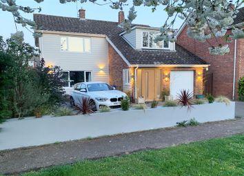 Thumbnail 4 bed detached house for sale in Aspen Close, Great Barton, Bury St. Edmunds