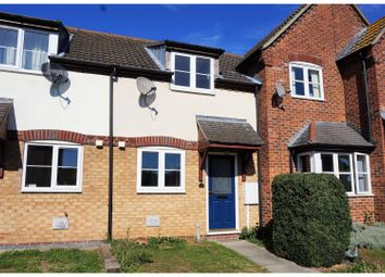 Thumbnail 2 bed town house for sale in Hall Close, Ropsley, Grantham