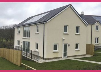 Thumbnail 4 bedroom detached house for sale in Plot 11, Green Meadows Park, Tenby