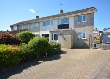 Thumbnail 4 bedroom semi-detached house for sale in Highland Way, Lowestoft