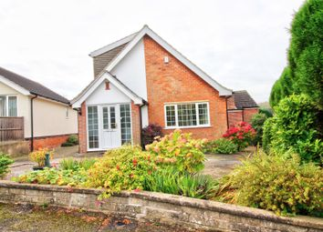 Thumbnail 4 bed bungalow for sale in Lyncombe Gardens, Keyworth, Nottingham