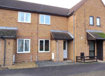 Thumbnail 2 bed terraced house to rent in Balmoral Drive, Ramsey Forty Foot, Huntingdon