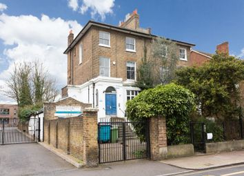 Thumbnail 4 bed flat to rent in St Marys Road, Southwark, London