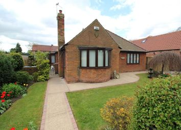 Thumbnail 2 bed bungalow for sale in Treeton Road, Howden, Goole