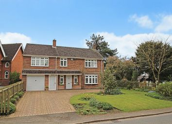 Thumbnail 5 bed detached house for sale in Main Street, Easenhall, Rugby