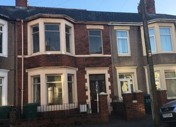 Thumbnail 3 bed terraced house to rent in Alice Street, Newport