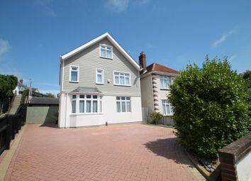 Thumbnail 5 bedroom detached house for sale in Whitecliff Crescent, Parkstone, Poole