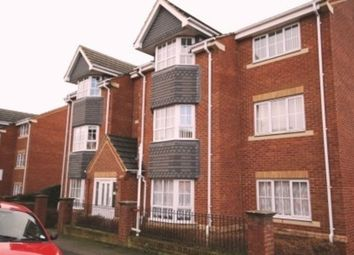 Thumbnail 2 bed flat to rent in Russell Street, Kettering