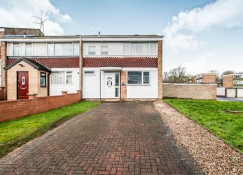 Thumbnail 3 bed end terrace house for sale in Bracknell Place, Hemel Hempstead
