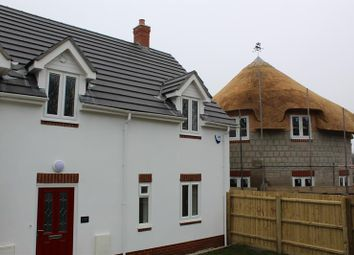 Thumbnail 3 bed cottage for sale in Huntick Road, Lytchett Matravers, Poole