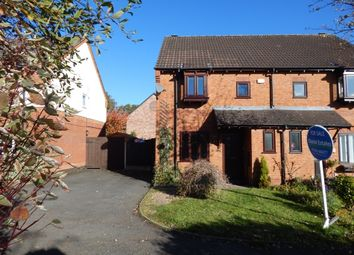 Thumbnail 3 bed semi-detached house to rent in Willett Avenue, Burntwood
