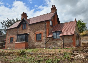 Thumbnail 4 bed detached house for sale in Sunny Hill, Milford, Belper