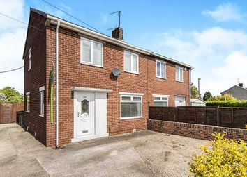 Thumbnail 2 bed semi-detached house for sale in Fabian Road, Eston, Middlesbrough