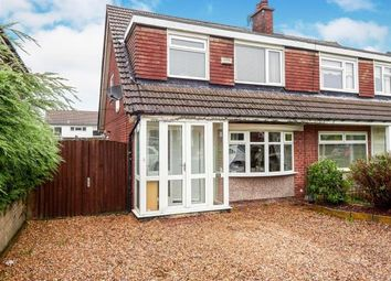Thumbnail 3 bedroom semi-detached house for sale in Milton Close, Dukinfield, Greater Manchester