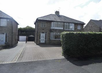 Thumbnail 3 bedroom semi-detached house to rent in Harrogate Road, Bradford, West Yorkshire