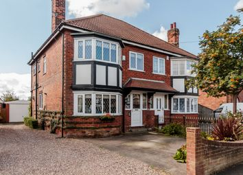 Thumbnail 4 bed semi-detached house for sale in 21 Kingsway, Cottingham, East Riding Of Yorkshire