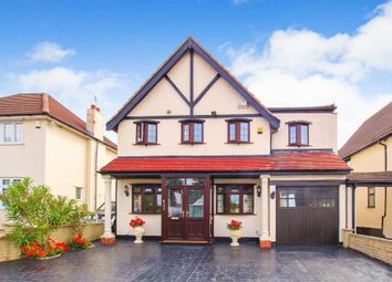Thumbnail 5 bed detached house for sale in Collier Row Lane, Collier Row, Romford